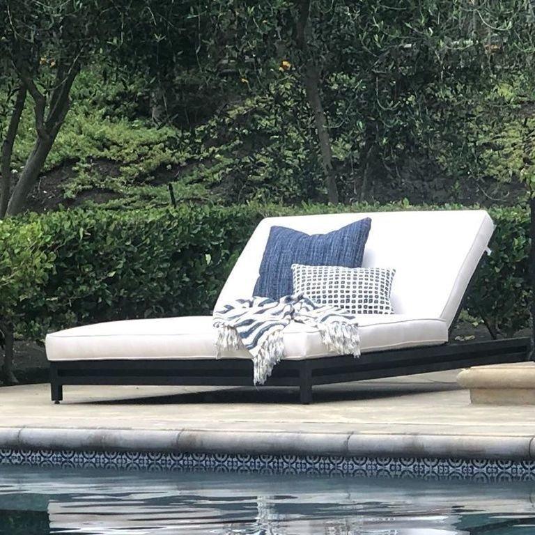 Custom Outdoor Iron Furniture