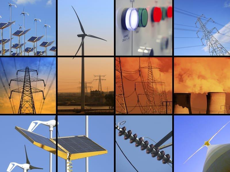 Energy trading