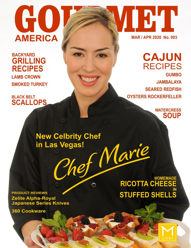 About Chef Marie