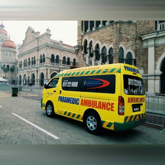 Ground Emergency Medical Transportation