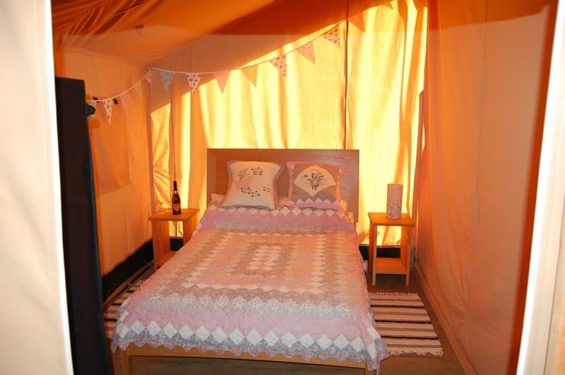 Accommodation – Safari Lodge Tent