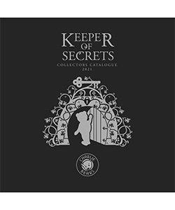Keeper of Secrets Collectors Catalogue 2021