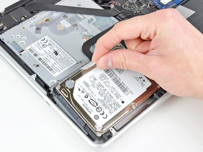Αναβάθμιση σκληρού δίσκου (HDD) 30€