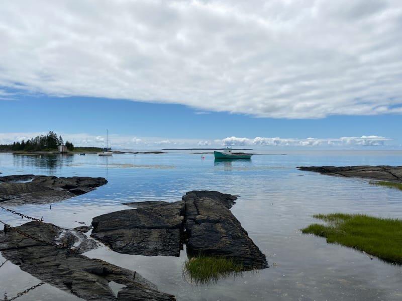 Blue Rocks, Nova Scotia - Virtual Photo Tour