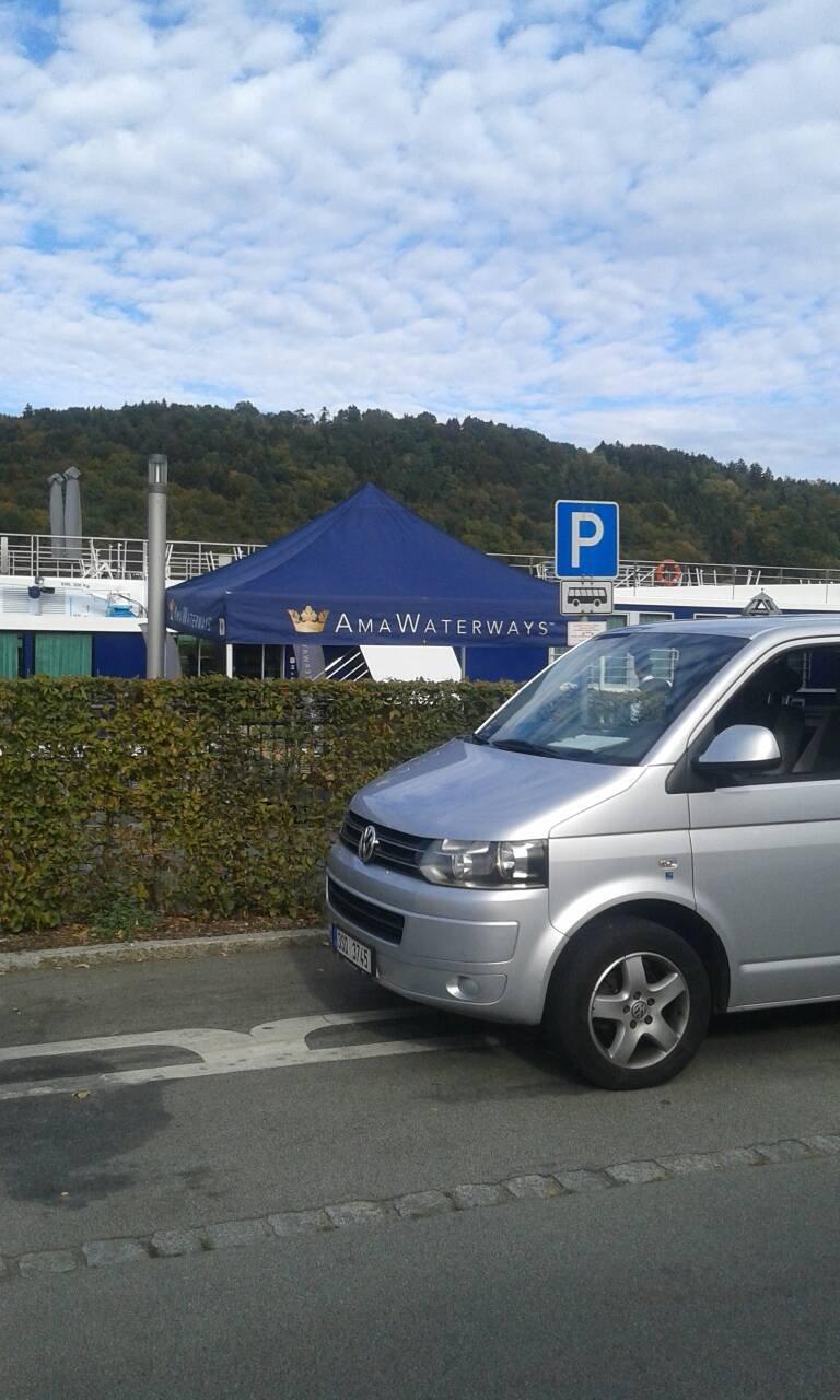 Regensburg/Nuremberg Cruise Docks