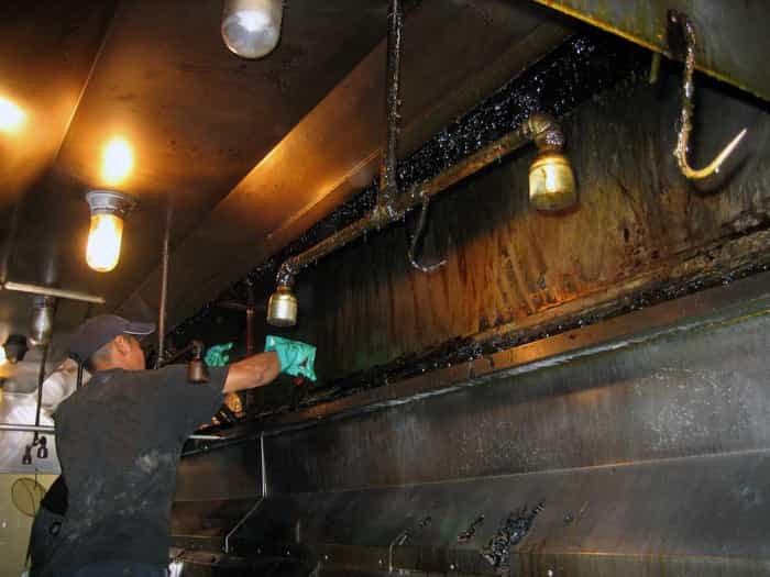 شركة تنظيف هود المداخن و المطابخ و المطاعم  بجدة | 0556676529 |