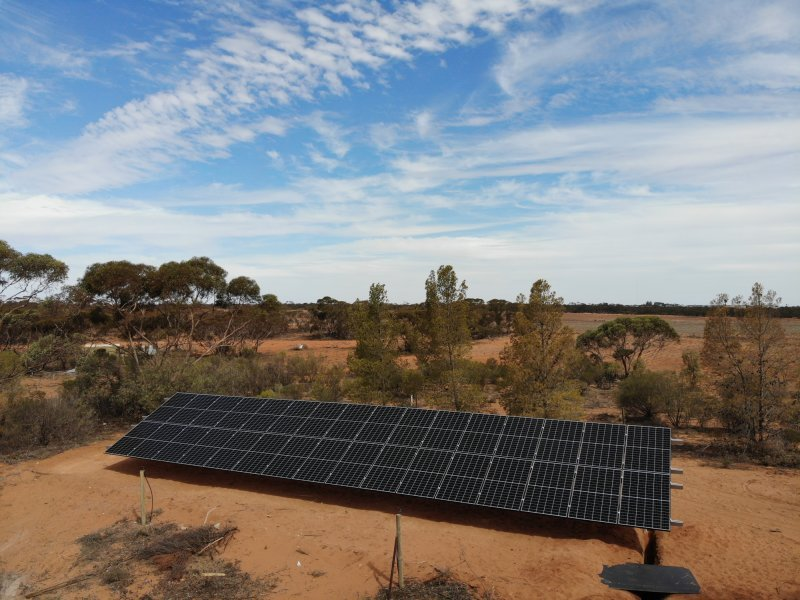 Riverland Off-Grid Energy System