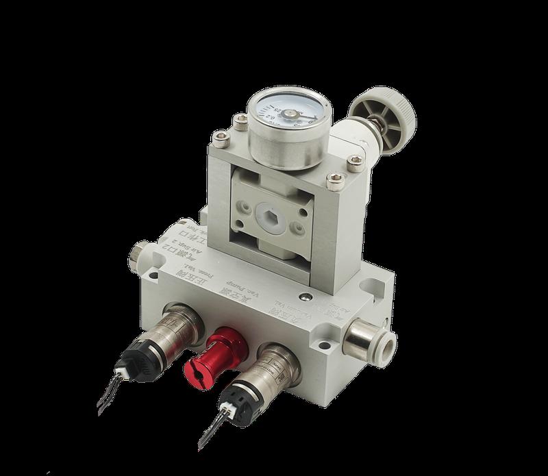 iPCU-LMN Integrated Passive Control Unit -- Light model