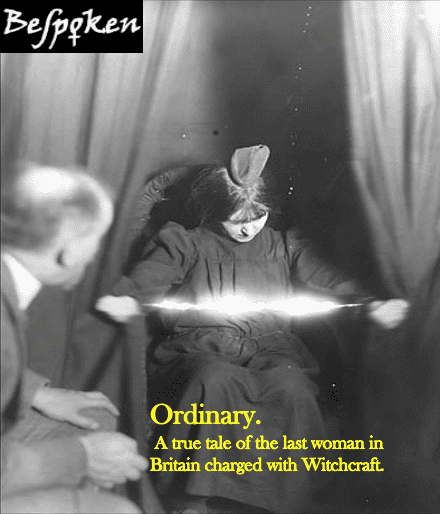 First tickets released for Ordinary at The Ninth Life November!