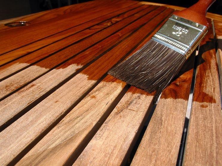 Trattamenti e verniciature per legno