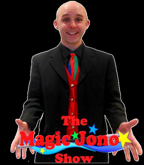The Magic Jono show