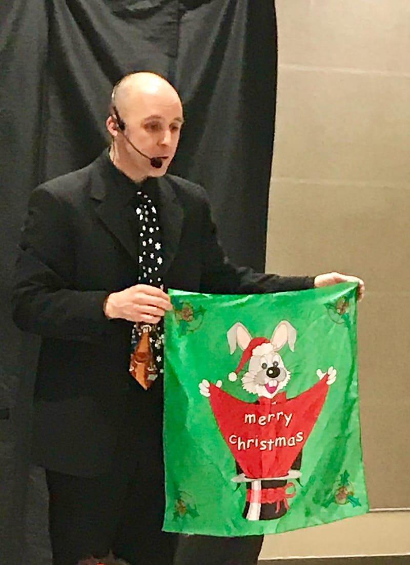 The Magic Jono Christmas Show