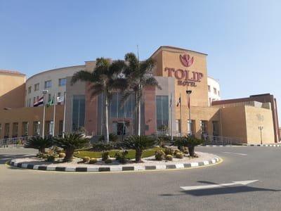 فندق توليب الرحاب