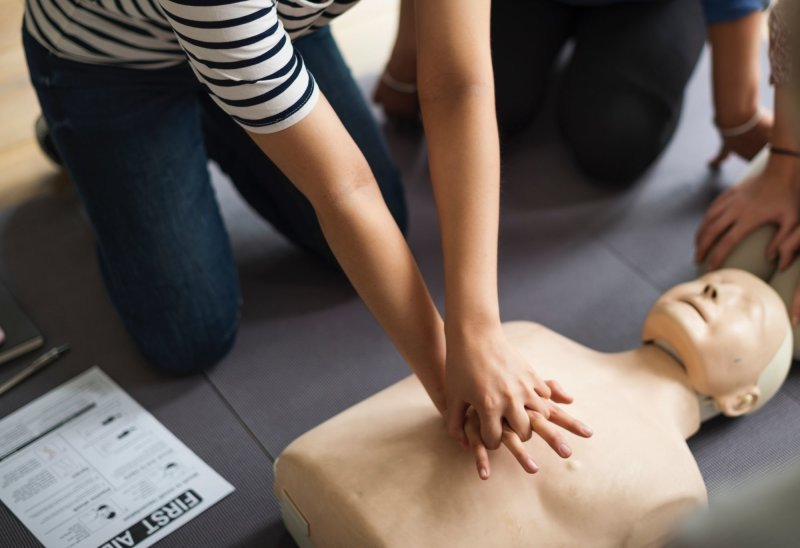 Level 3 First Aid at Work (3 Day)