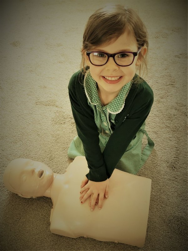 First Aid Awards for School Pupils