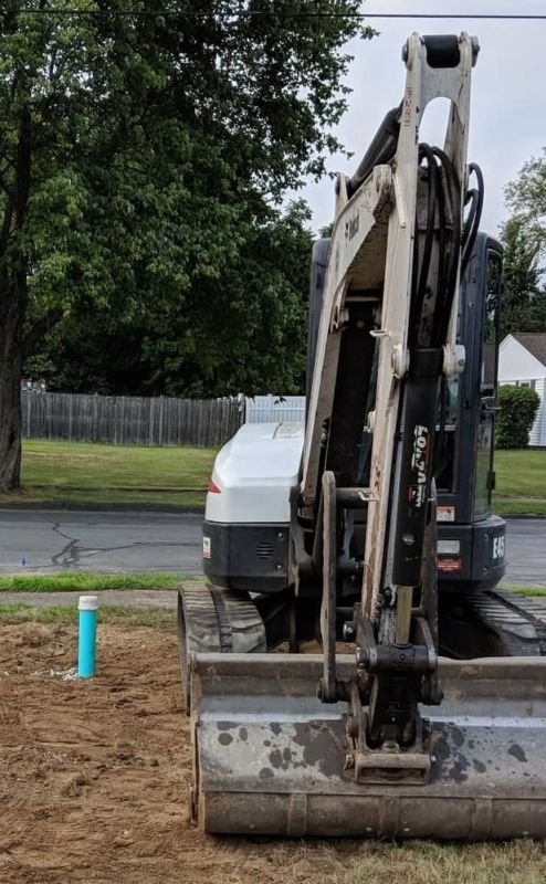 Sewer Repairs & Installation