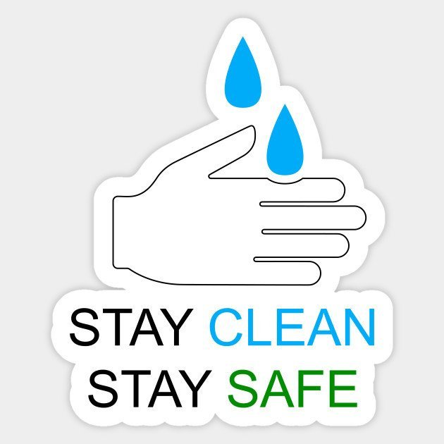 Safe and Clean - Measures against Coronavirus Pandemic