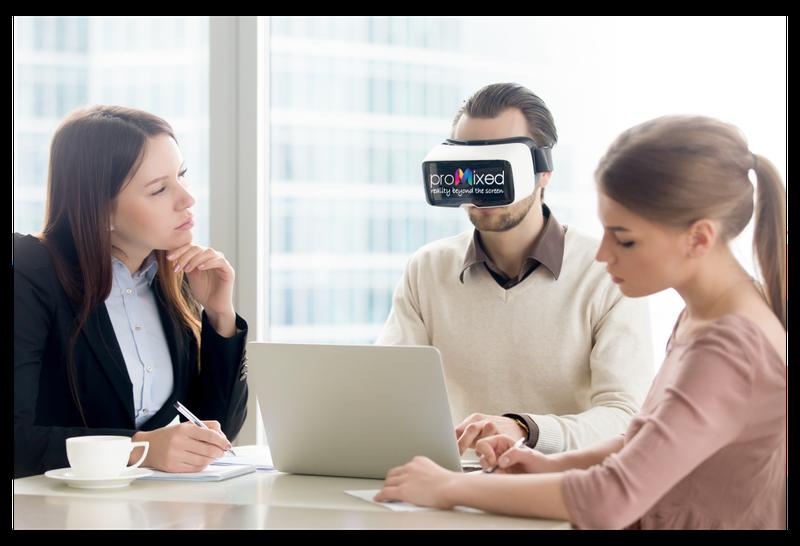 ליווי וייעוץ לשילוב מציאות מדומה במערך ההדרכה הארגוני
