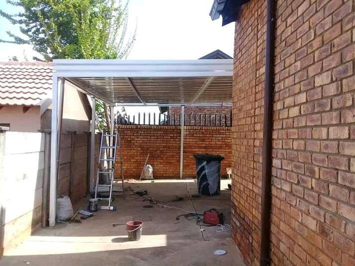Welding and Steel work Contractor in Pretoria and Johannesburg