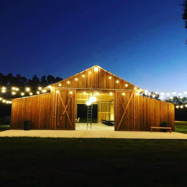 Coventry Oaks Farm Event Center  Palatka, FL