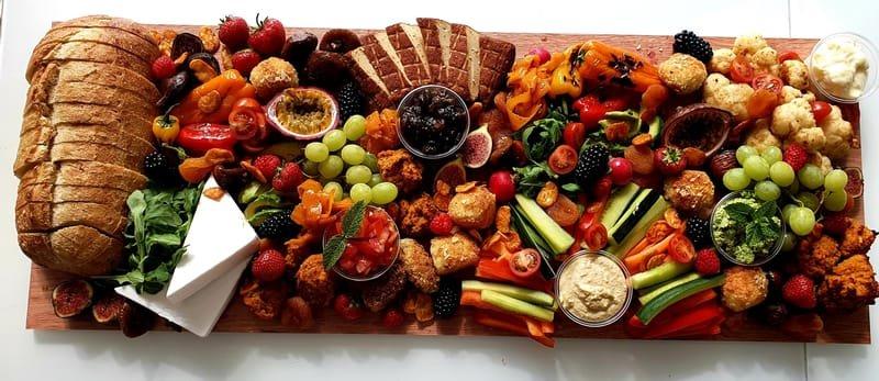 Vegan/Vegetarian Platter