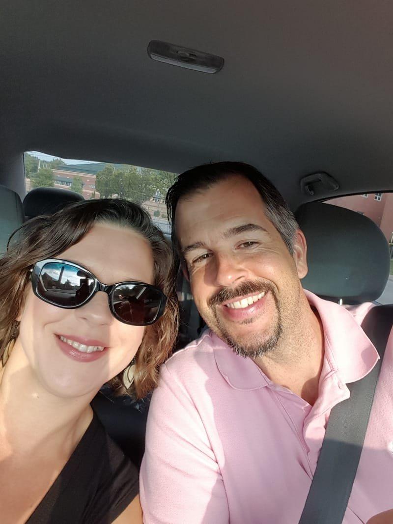 Adam and Ashley Smith