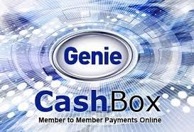 GENIE CASH BOX  SOLUTION