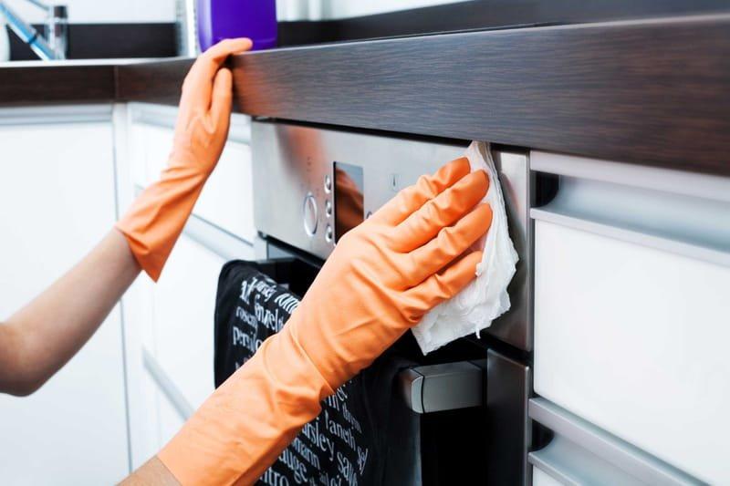 خدمة تنظيف المطابخ