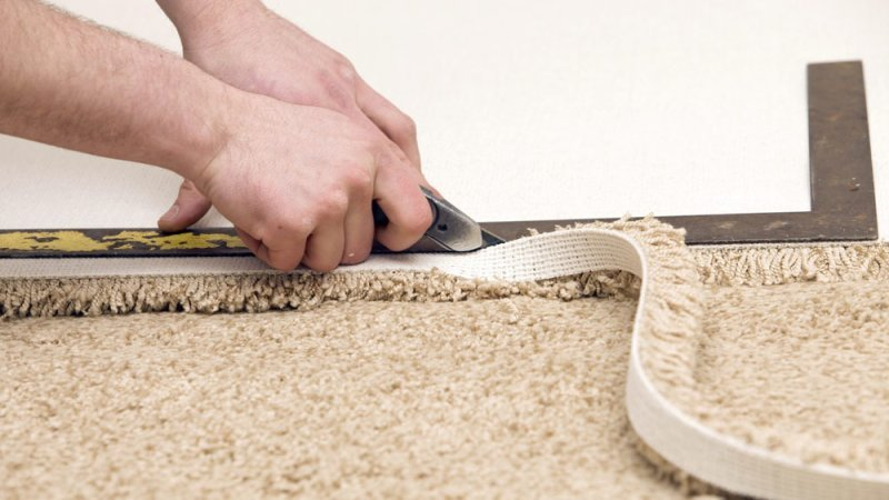 Free Carpet and vinyl Fitting