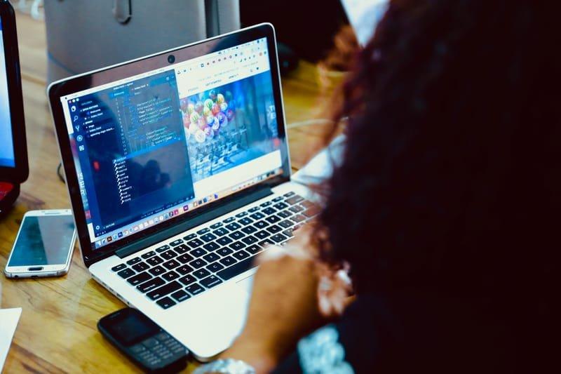 Software de controle de acesso on-line