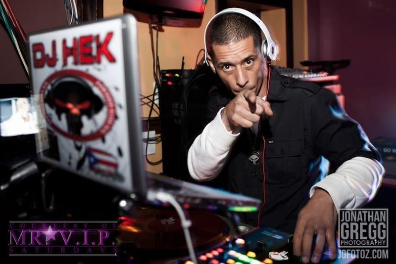 DJ HEK