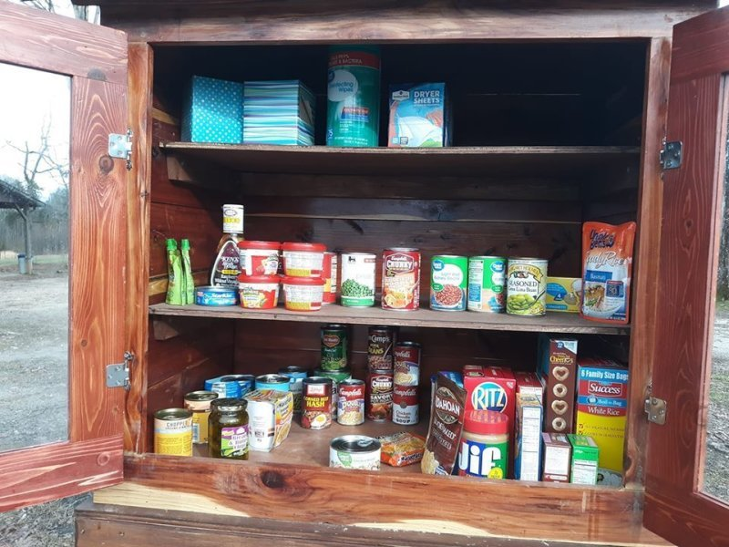 Our Blessing Box