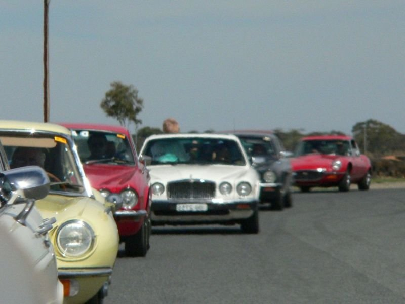 What is the Jaguar National Rally?