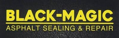 Black Magic Asphalt Sealing and Repair