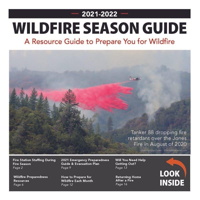 2021 Wildfire Season Preparedness Guide