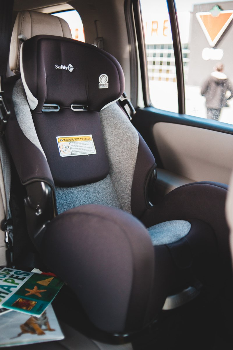 Ages and Stages of Child Safety Seats
