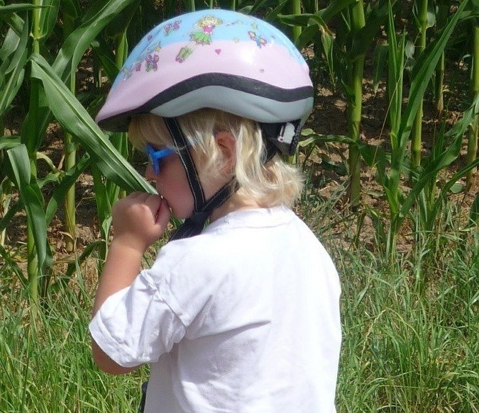 How to fit a bicycle helmet