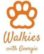 Walkies with Georgie
