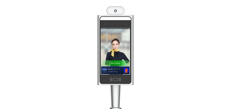 SRGM08T Access Control Device with QR Code Scanner