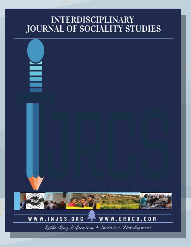 Interdisciplinary Journal of Sociality Studies