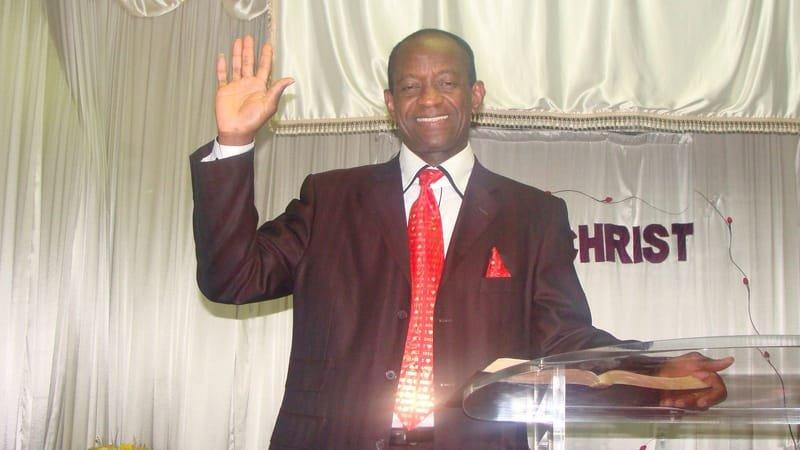 Maurice Mapulele Nyaboloko