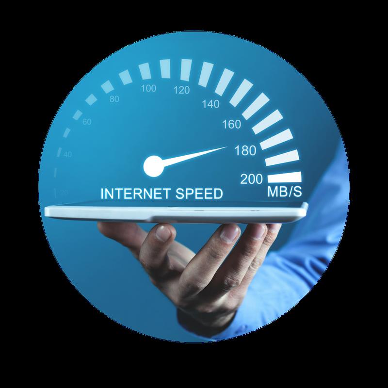High-End Internet Option's