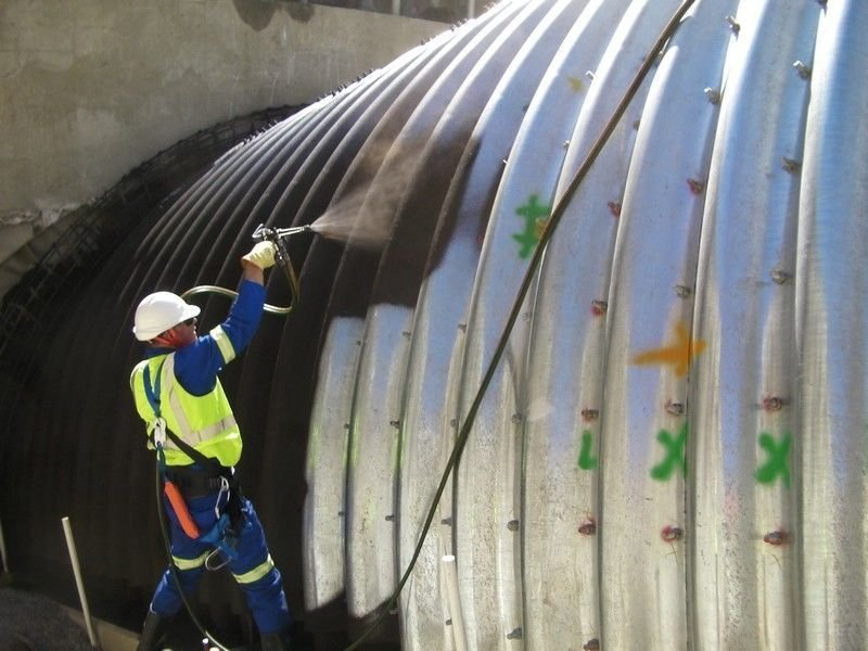 Corrosion Protection Application