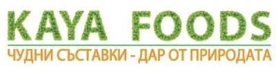 Kaya Foods / 100 % Plant - Based