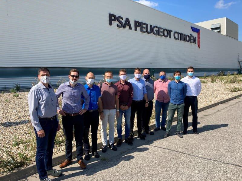 Inovačný deň v Groupe PSA Slovakia