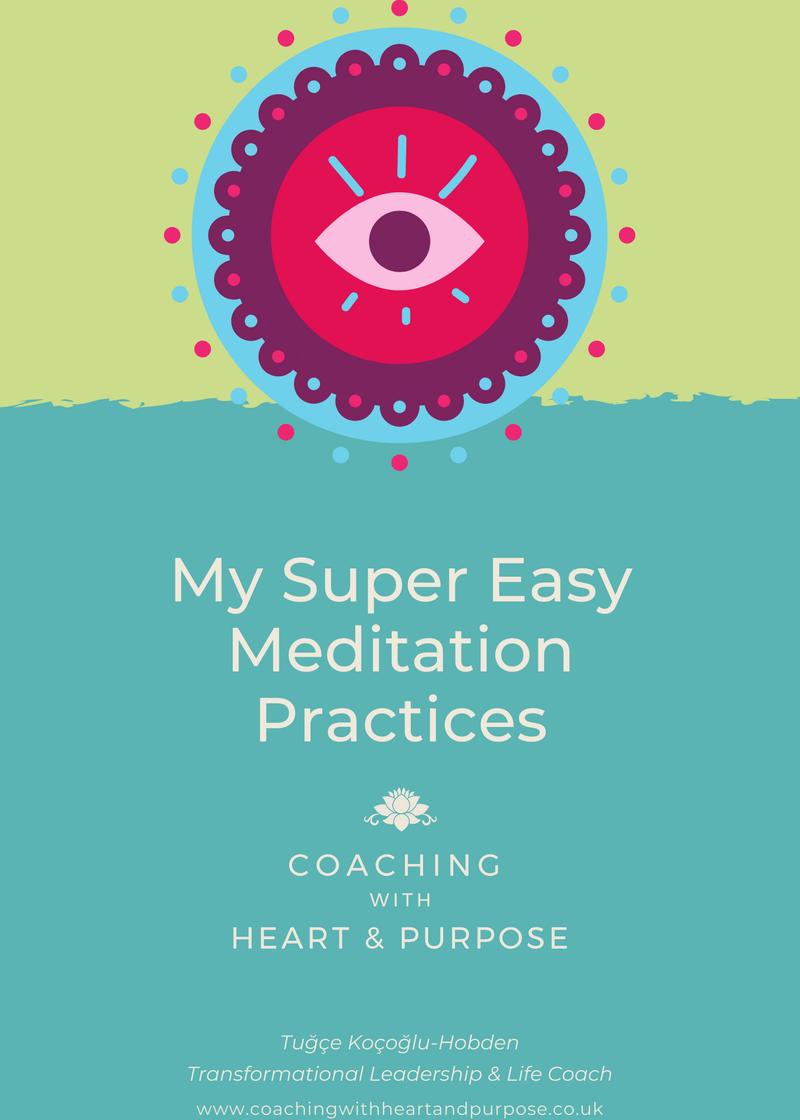 Super Easy Meditation Practices