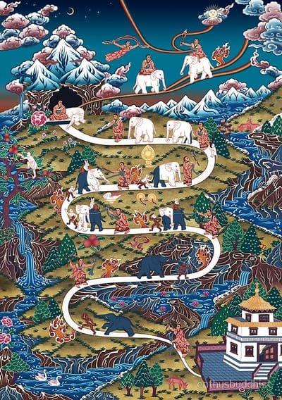 דרך הפיל