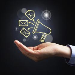 الإتصال الألي بغرض الاستبيان والتسويق