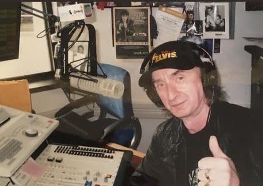 Kenny Stewart - Club 55 Show