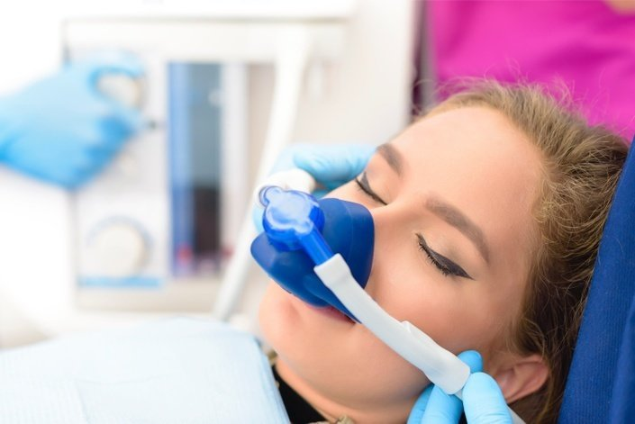 Nitrous oxide - laughing gas